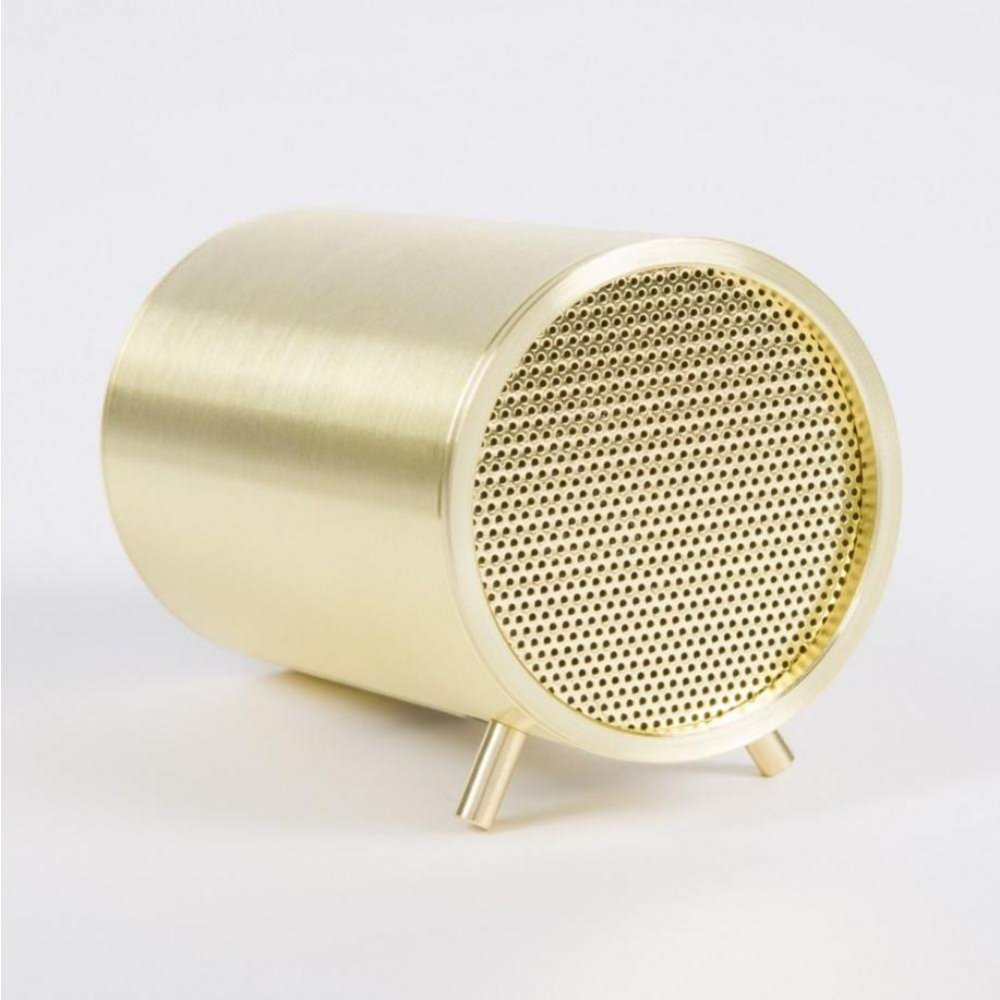 LEFF Amsterdam Brass Bluetooth Tube Speaker