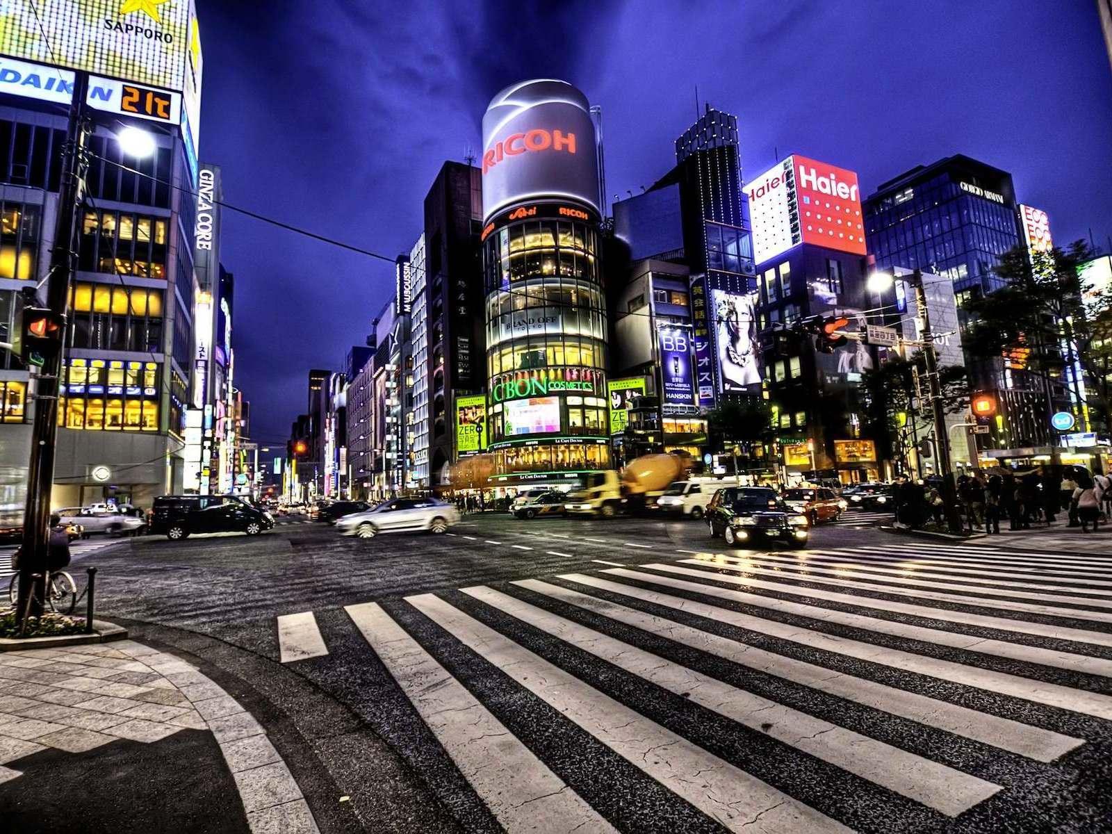 Tokyo: Neon Jungle