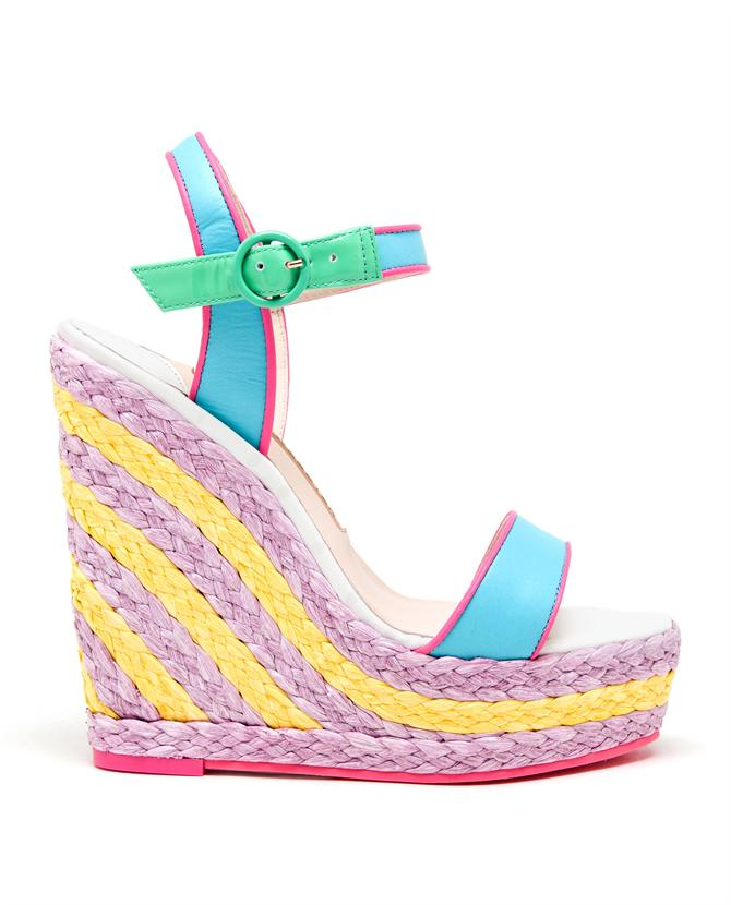 Sophia Webster Lucita Malibu Wedges