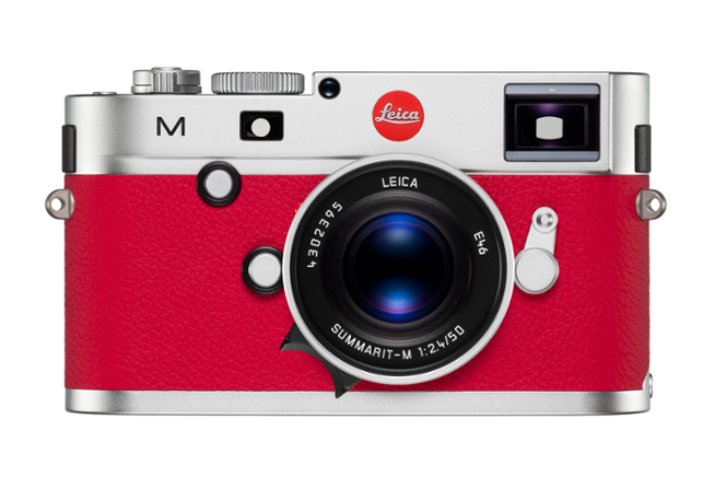 Personalised Leica M Camera