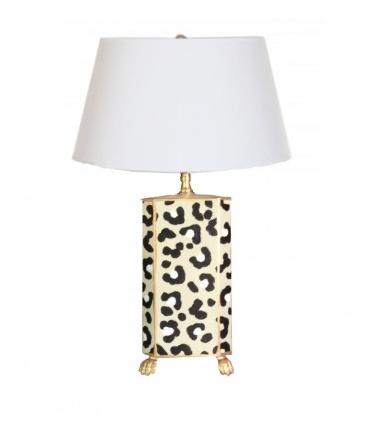 Rachel George Leopard Lamp